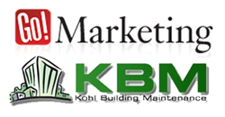 GoMarketing Hired by Kohl Building Maintenance, Greater Los Angeles Area.