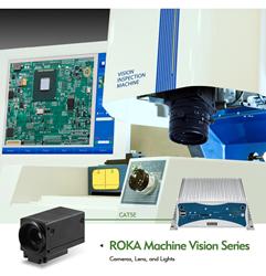 ROKA Machine Vision Systems