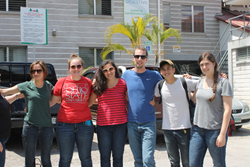 Ohio State University students visit Honduras
