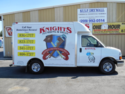 Modesto Plumbers at Knights Plumbing and Drain