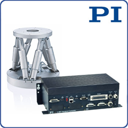 PI's C-887.52 Motion Controller, with H-850 hexapod