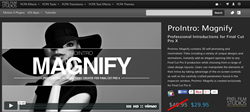 Announcing the release of ProIntro Magnify from Pixel Film Studios.