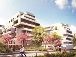 Nouveaux appartements au sein de la Résidence Kanji, à Lyon, quartier Monplaisir dans le 8ème arrondissement.