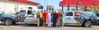 Carmus Jamboree 2015 USA Festival Armed Forces Fair Kick Off at Major Sponsor's Business Location:  Northgate Express Car Wash, Idaho Falls, Idaho.