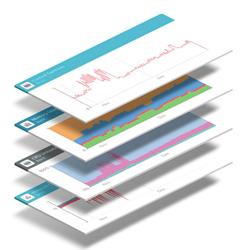 MongoDB Charts and Graphs