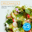 Sustainable Seafood Served in Historic Setting of McCrady's Restaurant