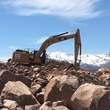 Mammoth Machinery - Getting the job done in the mountains of Utah!