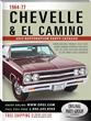 2015 Edition 1964-77 Chevelle & El Camino Restoration Parts...
