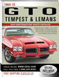 2015 Edition 1964-73 GTO and 1961-73 Tempest & Lemans Restoration...