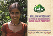 VOLVIC partners with WHOLE PLANET FOUNDATION®