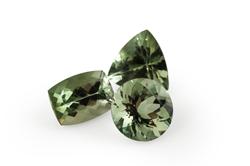 Jewelry Television Prasiolite green Gemstones