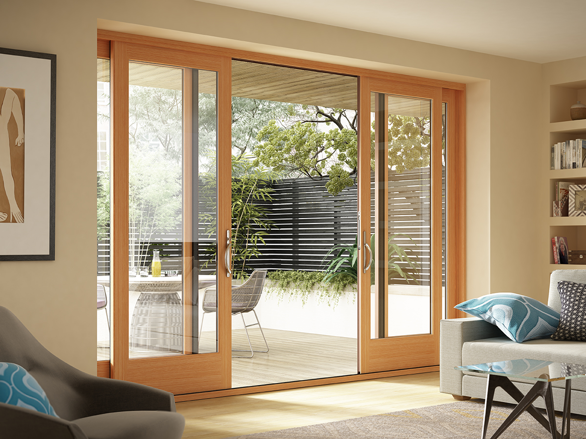 Milgard Launches New French Sliding Door