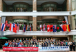 The 3rd Annual Human Rights Youth Summit was held on May 8, in Nantou, Taiwan.