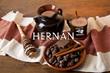 HERNÁN by Isela Hernandez