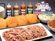 Red Hot & Blue -Smokin' Fresh:  BBQ, Burgers & Blues