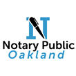 Mobile Notary Oakland and Notary Public Castro Valley Open in East Bay