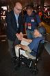 MIA Director, Emilio T. González honors WWII veteran