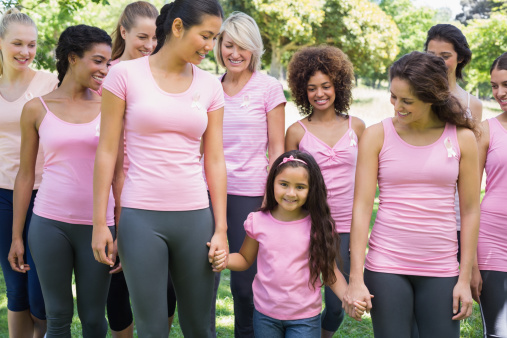 Search by State to Find a Breast Cancer Walk Making
