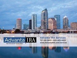 Advanta IRA Services, real estate investing