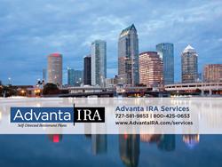 Advanta IRA, self-directed IRA