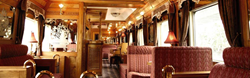 Eastern and Oriental Express from the Luxury Train Club