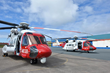Modular buildings from Danzer are the preferred choice for helicopter search and rescue service