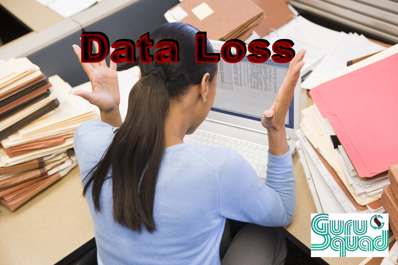 data loss solution - gurusquad