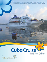 Cuba Cruise by Celestyal Cruises brochure