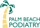 Palm Beach Podiatry Logo