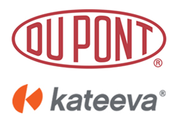 DuPont and Kateeva Logos