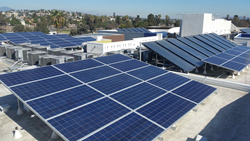 Solar PV and Solar Water Heating in Los Angeles