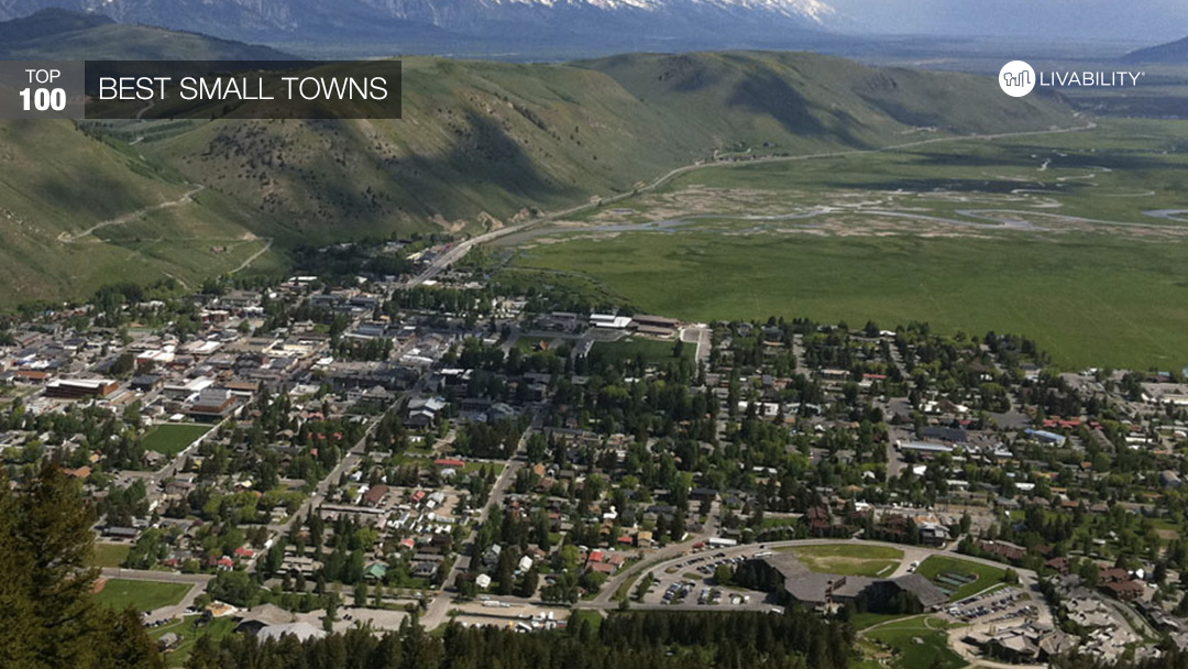 Top 100 Most Livable Small Towns In America Announced By