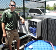 Turf Feeding Systems, a Houston Company, Joins a Water Management team at University of Miami Sports Fields to Save Water and Reduce Costs
