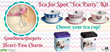 "Tea for Spot® ""Tea Party"" Kit & A Goodnewsforpets™ Heart-Paw Charm June Contest"
