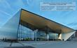 Exterior Anodized Aluminum – Owensboro-Daviess County Convention Center