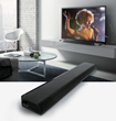 New Yamaha YAS-105 Sound Bar Employs Sleek Design with Flexible Orientation to Complement Today's Ultra-thin TVs