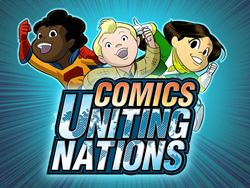 Comics Uniting Nations