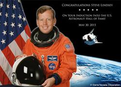 Sierra Nevada Corporation's Steven Lindsey