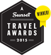 Glenwood Hot Springs Wins Top Honor for BEST HOTEL POOL in Sunset Magazine's Travel Awards