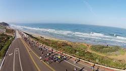 Running La Jolla Half Marathon