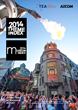 2014 TEA/AECOM Theme Index and Museum Index cover image: The Wizarding World of Harry Potter — Diagon Alley ™, Universal Studios Florida, Universal Orlando Resort, Orlando, Florida, U.S.