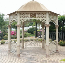 Turnberry Hexangular Gazebo GF-UPG2001-12-12-6 from AFD