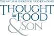 Thought For Food & Son's Blogger Recipe Challenges Put Food Companies Products in Front of Millions of Consumers