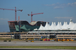 Westin Denver International Airport under construction and opening  November 19 will be just 35 minutes by rail from Denver