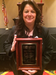 Interim Healthcare's Patti Bostic Wins Outstanding Homecare Service Support Award Presented by the Tennessee Association for Home Care.