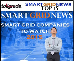 Tollgrade Distribution monitoring platform - Smart Grid News Top 15 companies to watch in 2015