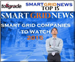 """Tollgrade Recognized as one of the """"Top 15 Smart Grid Companies to Watch"""" in 2015"""