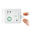 iSocket Systems plan to introduce the new cellular IoT Multiplug to collect information from sensors.