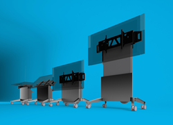 Touch Screen Mobile Stand by Salamander Designs