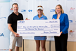 LPGA's Natalie Gulbis Raises an Additional $3,000 for the Boys & Girls Club of Atlantic City Through Horizon BCBSNJ's Walking and Wellness Challenge
